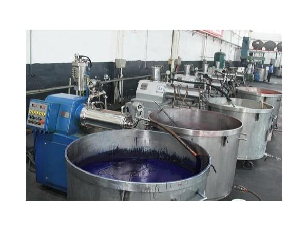 高粘度研磨用三辊机还是砂磨机