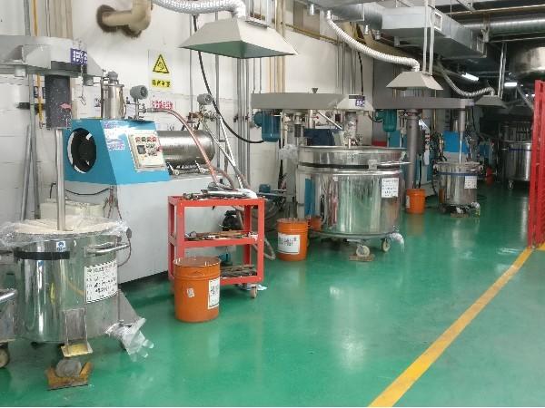 水性涂料生产设备有哪些?