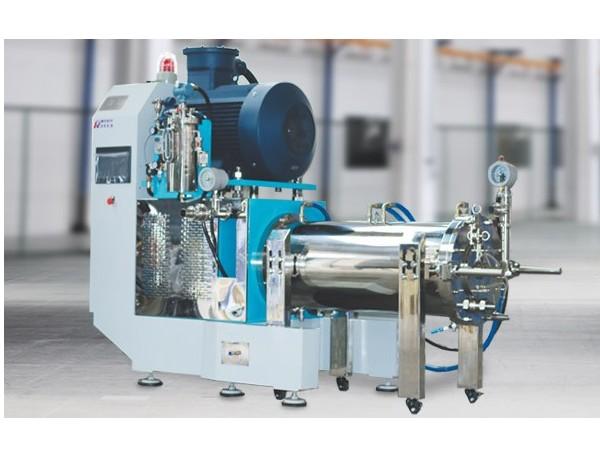 农药悬浮剂砂磨机设备解决方案