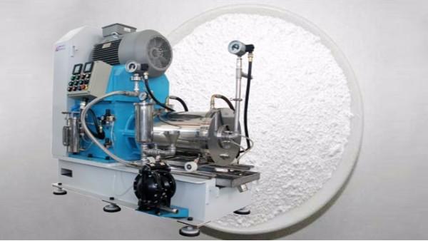 纳米级粉体砂磨机
