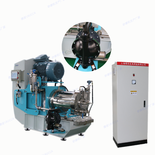 T系列涡轮式砂磨机