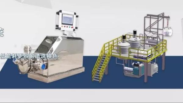 儒佳砂磨机设备提效降耗,节能50%