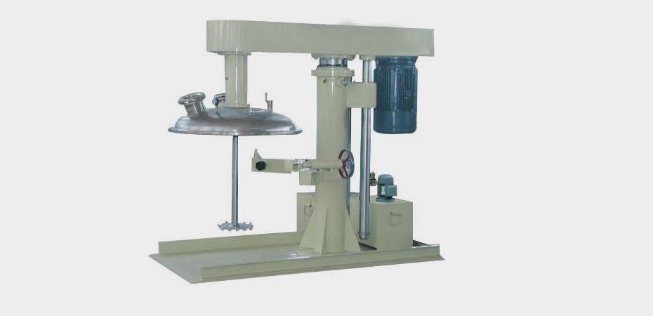 砂磨机在化纤钛白分散中的应用