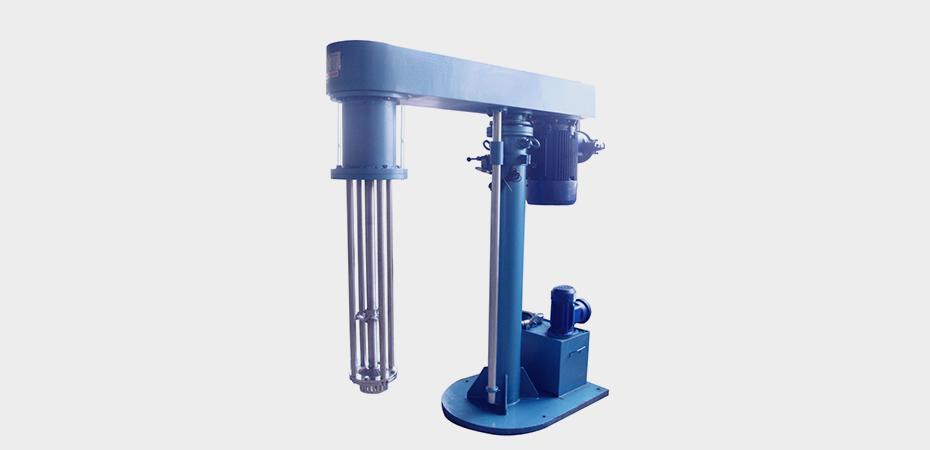 砂磨机在催化剂物料研磨上的应用