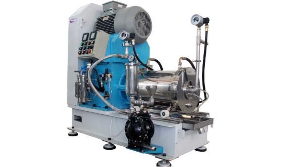 锂电砂磨机分散原理特点