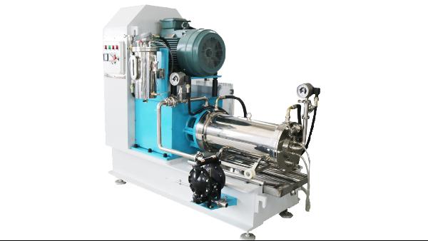 水溶剂物料用棒销式砂磨机