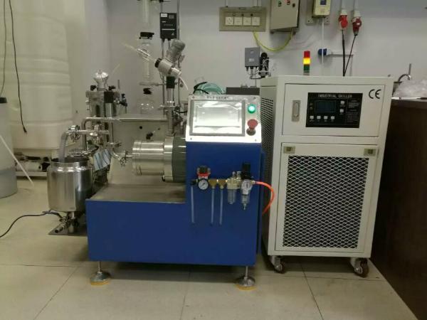 实验室砂磨机与工业砂磨机的区别