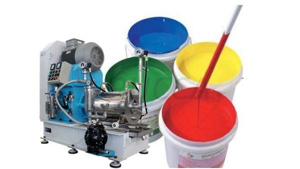 油墨生产中的研磨分散设备——砂磨机