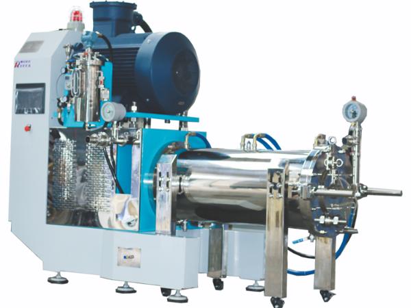 纳米农药研磨设备砂磨机