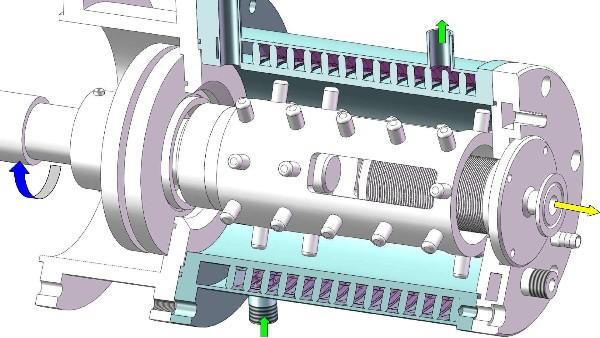 砂磨机线速度与加工效率怎么样?