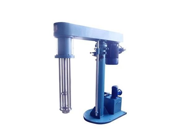 乳化机的特点及应用