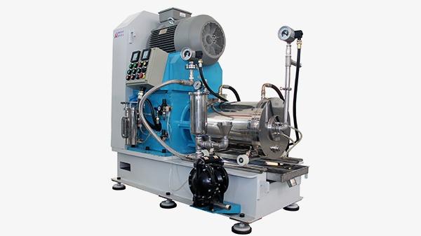 儒佳湿法砂磨机在涂料和油墨行业的研磨效率分析