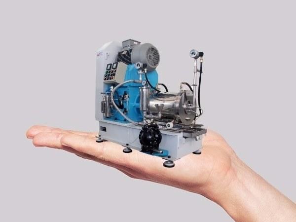 研磨纳米砂磨机设备