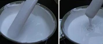 白色色浆研磨分散