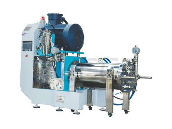 农药新剂型的开发之砂磨机的应用
