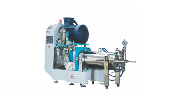 卧式砂磨机在涂料生产中的应用
