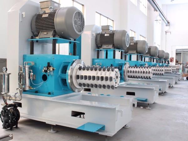 纳米砂磨机适用于超细研磨