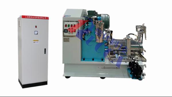 环氧树脂涂料的盘式砂磨机设备